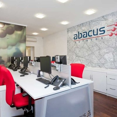 Abacus Estate Agents Fit Out