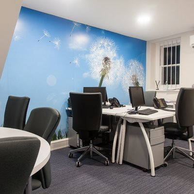 Leaders Estate Agency Refurbishment